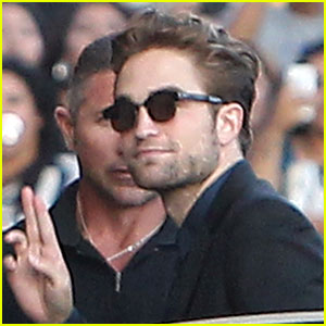 Robert Pattinson: 'Jimmy Kimmel Live' Heartthrob