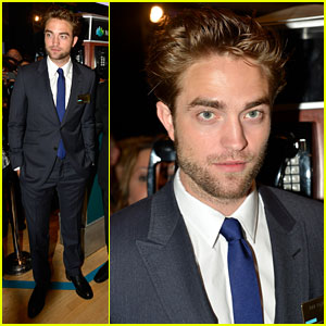 Robert Pattinson: New York Stock Exchange Opener!