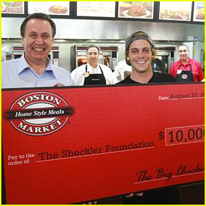 Ryan Sheckler: Boston Market Meet & Eat