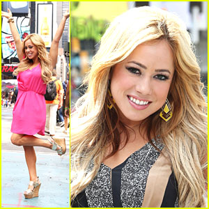 Sabrina Bryan: I Trapped Myself In My House!