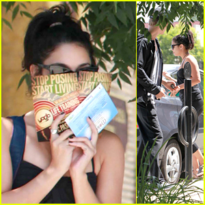 Vanessa Hudgens &#038; Austin Butler: Stop Posing, Start Living