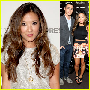 Ally Maki Celebrates The Scenemakers with Vogue