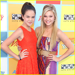 Bailee Madison: Variety's Power of Youth 2012 with Olivia Holt