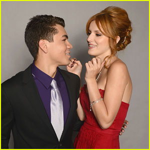 Bella Thorne &#038; Adam Irigoyen: ALMA Awards 2012