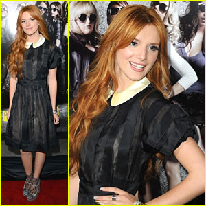 Bella Thorne: 'Pitch Perfect' Premiere