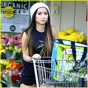 Brenda Song: Trader Joe's Beauty!