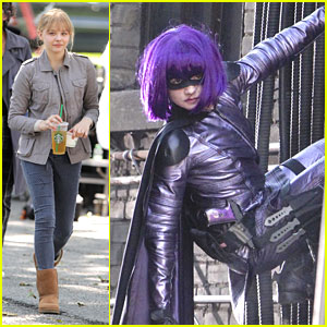 Chloe Moretz: Hit-Girl is Back!