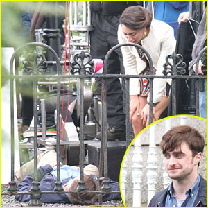 Daniel Radcliffe: Interested in 'Frankenstein'?