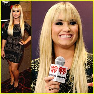 Demi Lovato: iHeart Radio Music Festival 2012