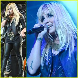 Demi Lovato: Z Festival 2012!