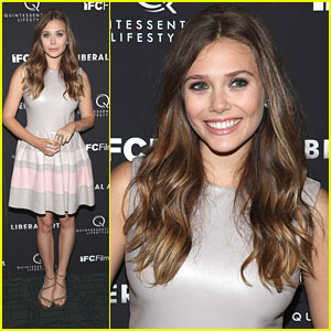 Elizabeth Olsen: 'Liberal Arts' NYC Screening