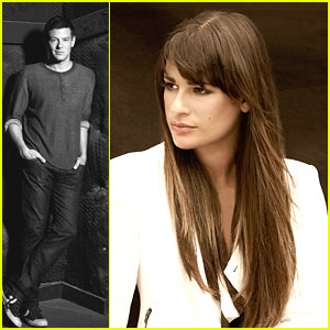 Lea Michele &#038; Cory Monteith: Faces of Fox Campaign!