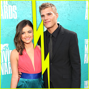 Lucy Hale &#038; Chris Zylka Split