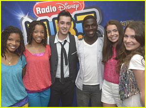 Meet Radio Disney's Season Five N.B.T. Artists!