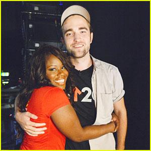 Robert Pattinson: Stand Up 2 Cancer!