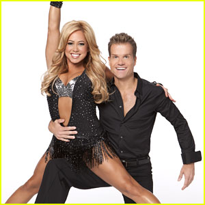 Sabrina Bryan & Louis van Amstel: 'Dancing With The Stars: All-Stars' Promo Pics!