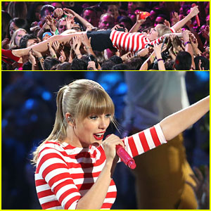 Taylor Swift: MTV VMAs Performance - WATCH NOW!