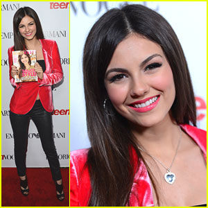 victoria justice meet and greets 2012