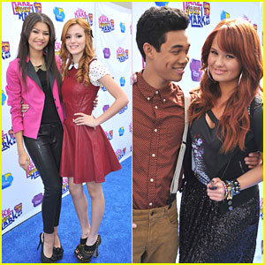 Make Your Mark: Shake It Up Dance Off 2012 Premiere Pics!