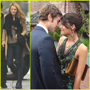 Blake Lively: New 'Gossip Girl' Stills!