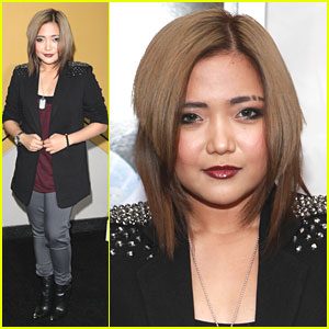 Charice: 'Here Comes The Boom' Premiere
