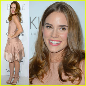 Christa B. Allen: Elle Women in Hollywood Event