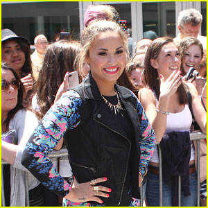 Demi Lovato: 'Give Your Heart a Break' A Capella Version - Listen Now!