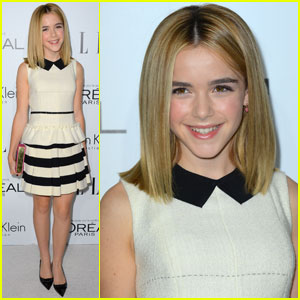 Kiernan Shipka: Elle Women In Hollywood Cutie