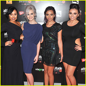 Little Mix Give Some 'Attitude'