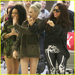 Little Mix: Australian Arrival