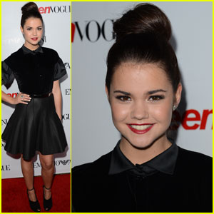 Maia Mitchell Lands Lead Role in 'The Fosters'!