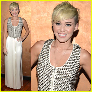 Miley Cyrus: City of Hope Spirit of Life Gala