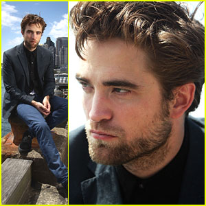 Robert Pattinson: Sydney Photocall at the Pier