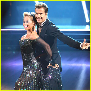 Sabrina Bryan & Louis van Amstel: Quickstep on Dancing With The Stars: All-Stars