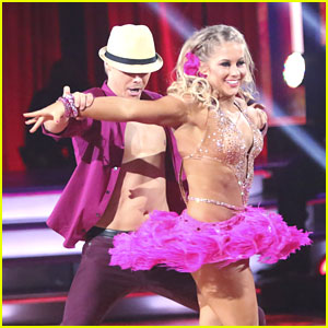 Shawn Johnson &#038; Derek Hough: Mambo on 'Dancing With The Stars: All-Stars'