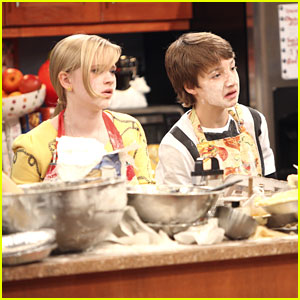 Sierra McCormick & Jake Short: Detective Duo on 'ANT Farm'