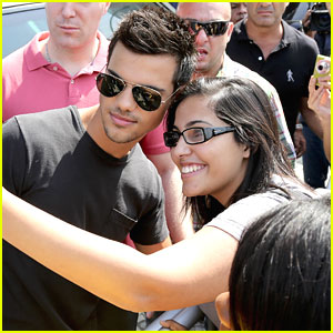 Taylor Lautner: 'Breaking Dawn Part 2' Is 'Super, Super Epic'