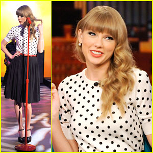 Taylor Swift Talks Her 'Type' on 'The View'