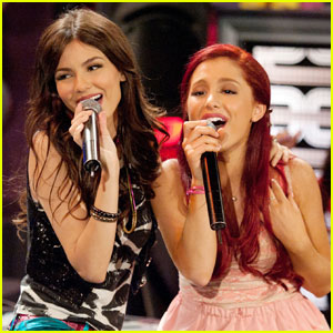 Victoria Justice & Ariana Grande: 'LA Boyz' Music Video - Watch Now!