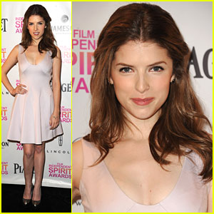 Anna Kendrick: 2013 Spirit Award Nominations Confere
