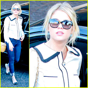 Ashley Benson: Paris Trip Soon!