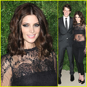 Ashley Greene: CFDA/Vogue Fashion Fund Awards 2012