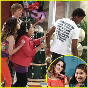 Trevor Jackson: Song Stealer on 'Austin &#038; Ally'!