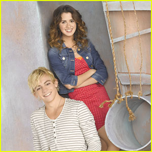 Laura Marano & Ross Lynch: New 'Austin & Ally' Gallery Pics!