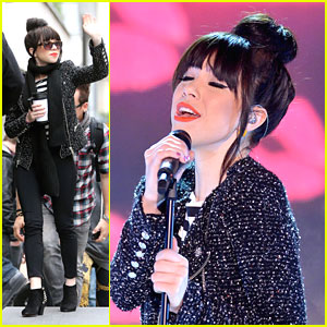 Carly Rae Jepsen: 'Vivemen