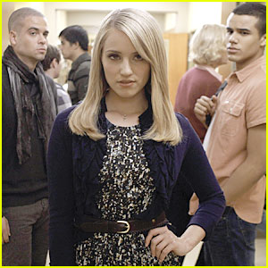 Dianna Agron: Quinn is Back on 'Glee'!