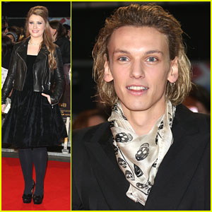 Jamie Campbell Bower: 'The Twilight Saga: Breaking Dawn Part 2' Premiere in London