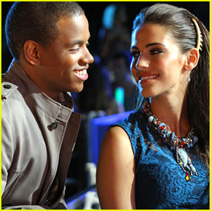 Jessica Lowndes & Tristan Wilds Have '99 Problems' on '90210'