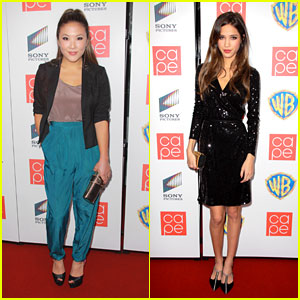 Kelsey Chow & Ally Maki Play Poker with CAPE