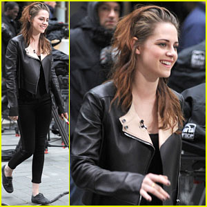 Kristen Stewart: 'Today' Show Appearance!